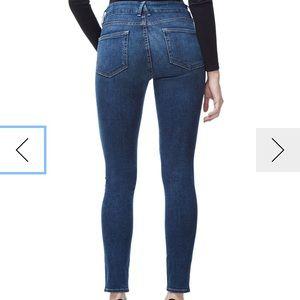 Good American good legs high rise skinny jeans 24